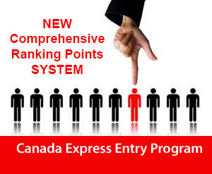 Express Entry new Comprehensive Ranking System Nov 19, 2016 – go to